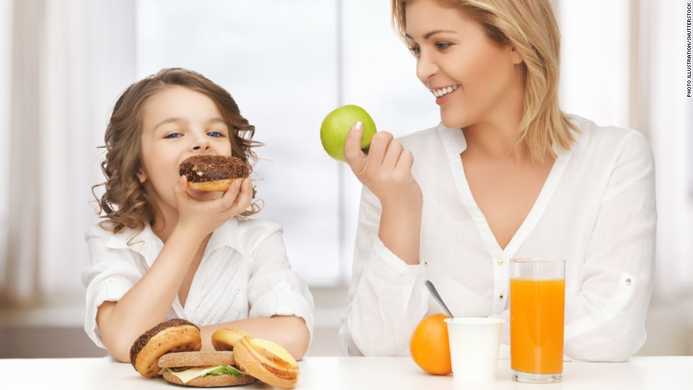 "Parents coach their kids to make healthier food choices, but it can be hard even for adults to find kids' meals that aren't hiding sodium, sugar and fat. The report ""Kids' Meals: Obesity on the Menu"" by the Center for Science in the Public Interest found that 97% of the 3,500 kids' meal analyzed don't meet basic nutritional standards. Parents, click through the gallery to see the worst offenders and better options to consider."
