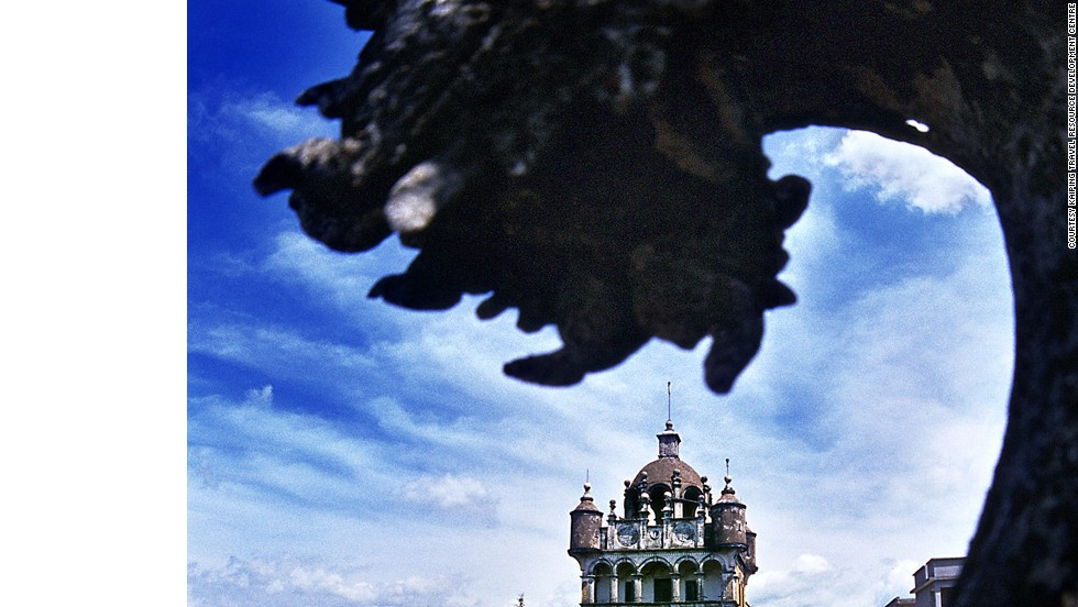 A flamboyant fusion of Chinese and Western design, Kaiping's diaolou (watchtowers) were originally built as a defense against bandit raids. In the 20th century, as Chinese emigres returned from overseas with newfound riches, they became symbols of wealth and status.