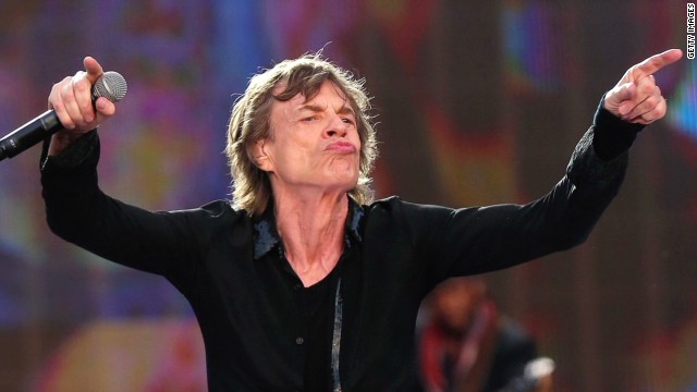 Mick Jagger still rocking at 70