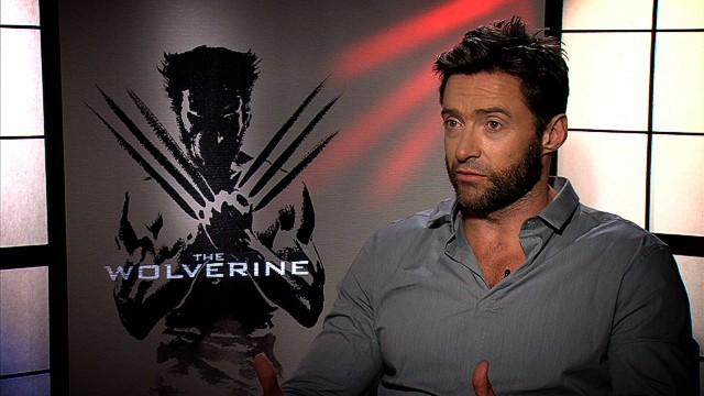 Jackman: Wolverine was first anti-hero
