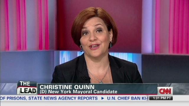 Quinn: Weiner's actions immature