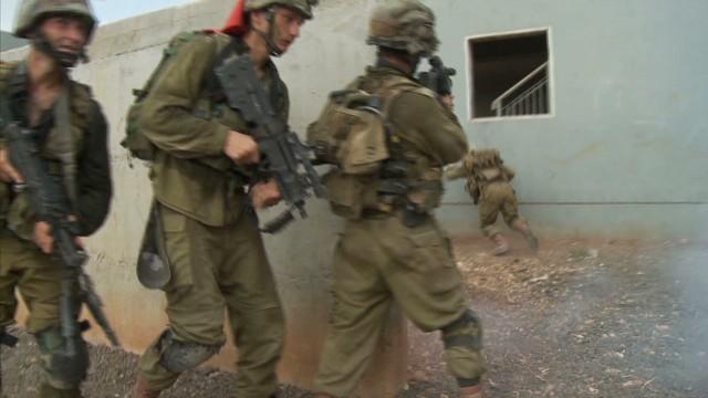 Israeli war games