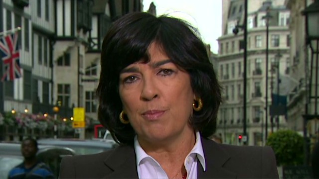 Amanpour on Mideast and Egypt