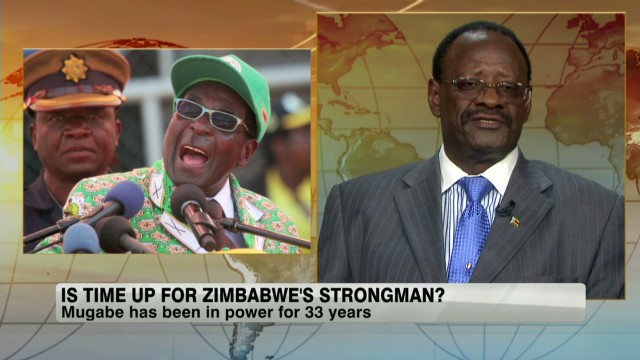 Is time up for Zimbabwe's strongman?