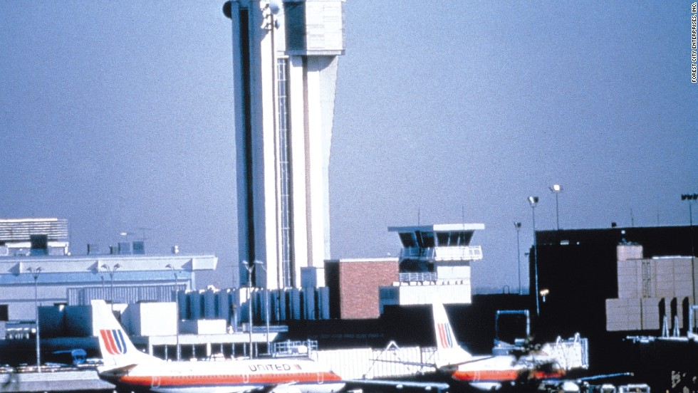Forest City Enterprises is in the process of converting the old Denver hub, Stapleton International Airport, into mixed-use housing. The old control tower still dominates the city skyline.