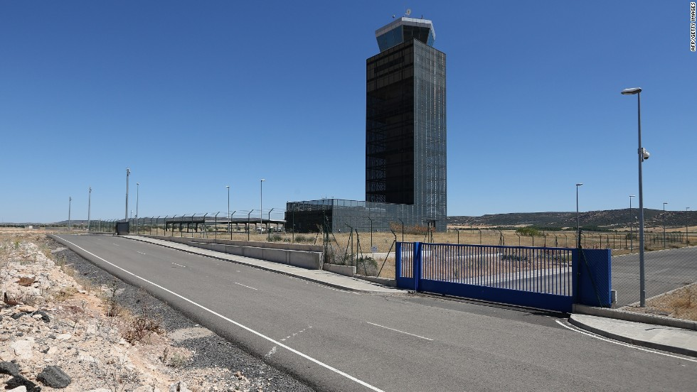 "Ciuded Real Airport cost $1.3B to build. More recently it has been used in director Pedro Aldomodvar's film ""I'm So Excited!"" and as a test track for sports cars."