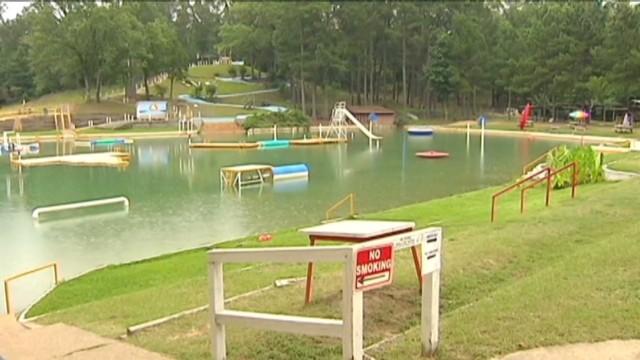 Meningitis discovery forces park closure