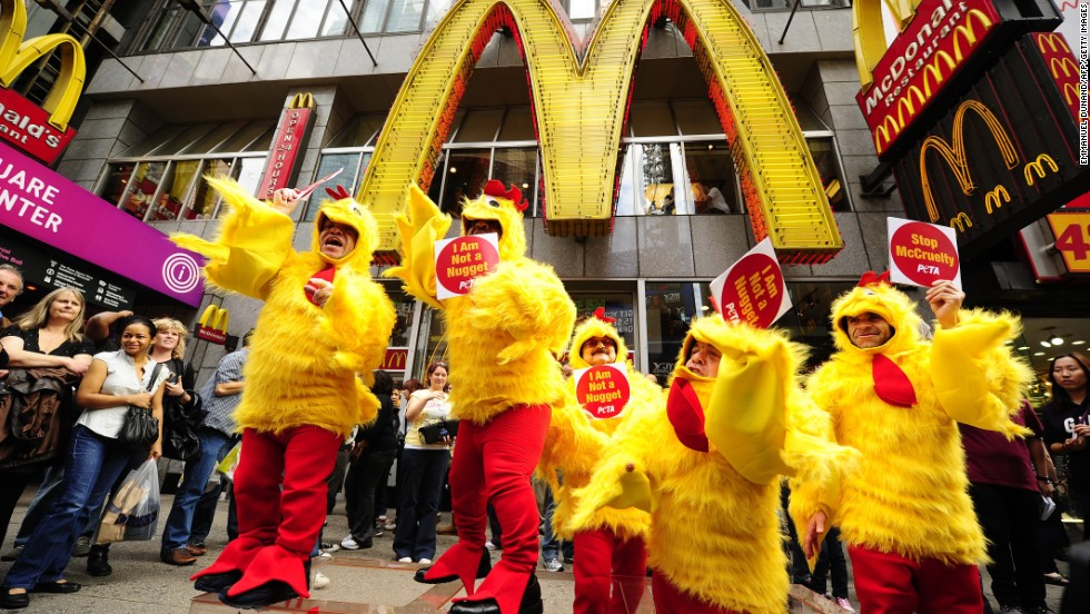 There's no shortage of reasons to dance like a chicken. Some -- like PETA organizers -- chose to do it in protest, while others are simply fans of Arrested Development. The best time to do it, though is on May 14, aka, National Dance Like a Chicken Day.