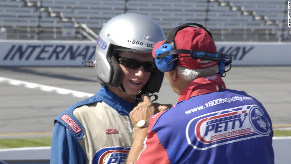 At the Richard Petty Driving Experience you can sit behind the wheel of a 600-horsepower car, log lap after blurry lap at an official track and get direct feedback from the NASCAR Hall of Famer himself. Locations around the United States.