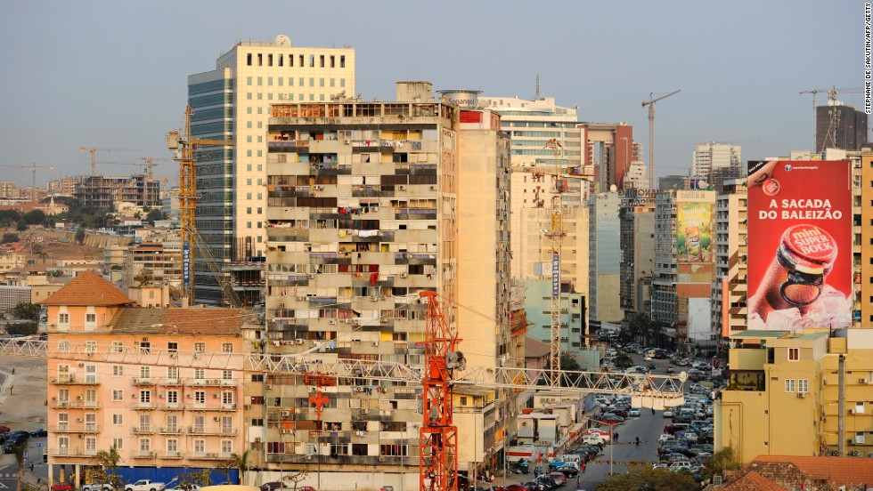 Hotels In Luanda City Angola