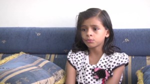 11-year-old: I ran away from being sold