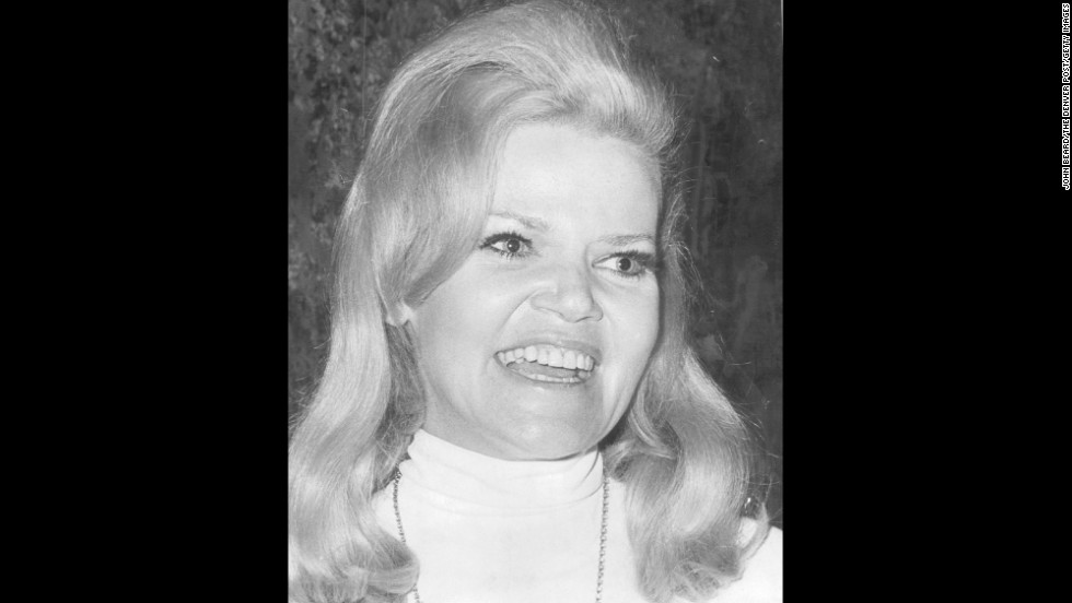 "<a href=""http://www.cnn.com/2013/07/30/showbiz/acterss-eileen-brennan-obit/index.html"" target=""_blank"">Eileen Brennan</a>, who earned an Oscar nomination for her scene-stealing role in the 1980 hit comedy ""Private Benjamin,"" died Sunday, July 28, after a battle with bladder cancer, her management company said. Brennan, pictured here in 1968, was 80."