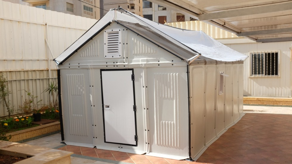 Each year millions of people are displaced by natural disasters and extreme weather. Swedish furniture maker IKEA has introduced a flat-pack housing solution that could provide affordable, effective and quickly assembled shelter for homeless refugees.