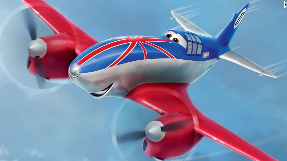 "Bulldog -- voiced by John Cleese -- is a veteran racer who ""remembers a time before GPS, when real racers trusted their gyros and navigated by the stars,"" according to Disney's ""Planes"" website. ""While the competition secretly wonders if the aging plane is past his prime, he flies his way onto the leader board again and again."""