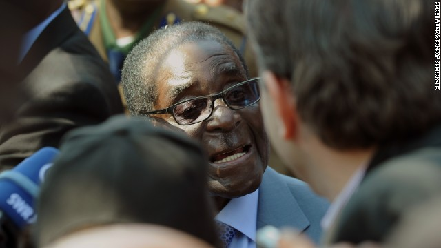 Mugabe win leaves Zimbabwe prospects dim