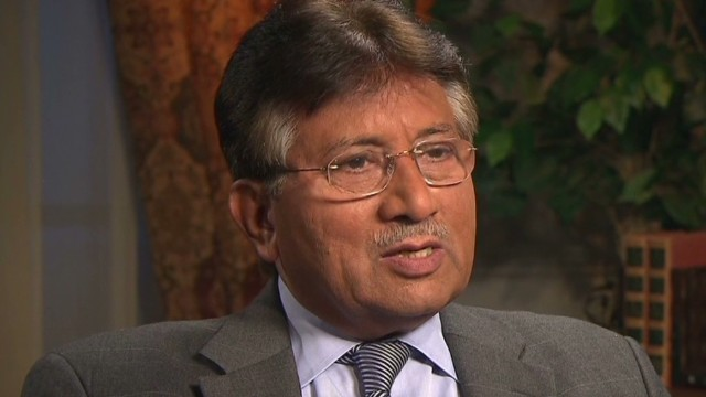 Former Pakistan president faces indictment