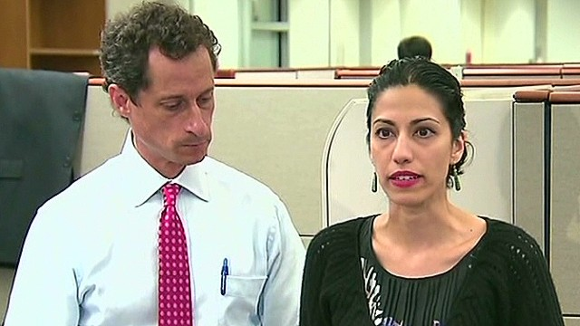 Report: Weiner's wife takes blame