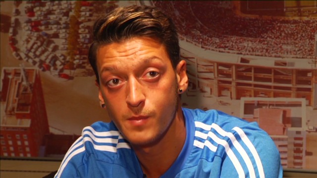 Ozil: Real Madrid needs Ronaldo