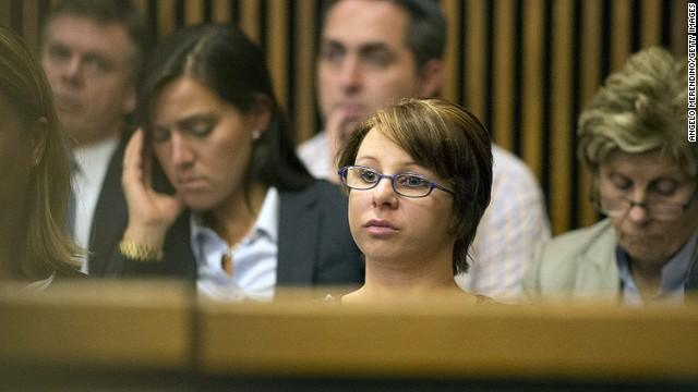 Expert: Michelle Knight 'taking the power back'