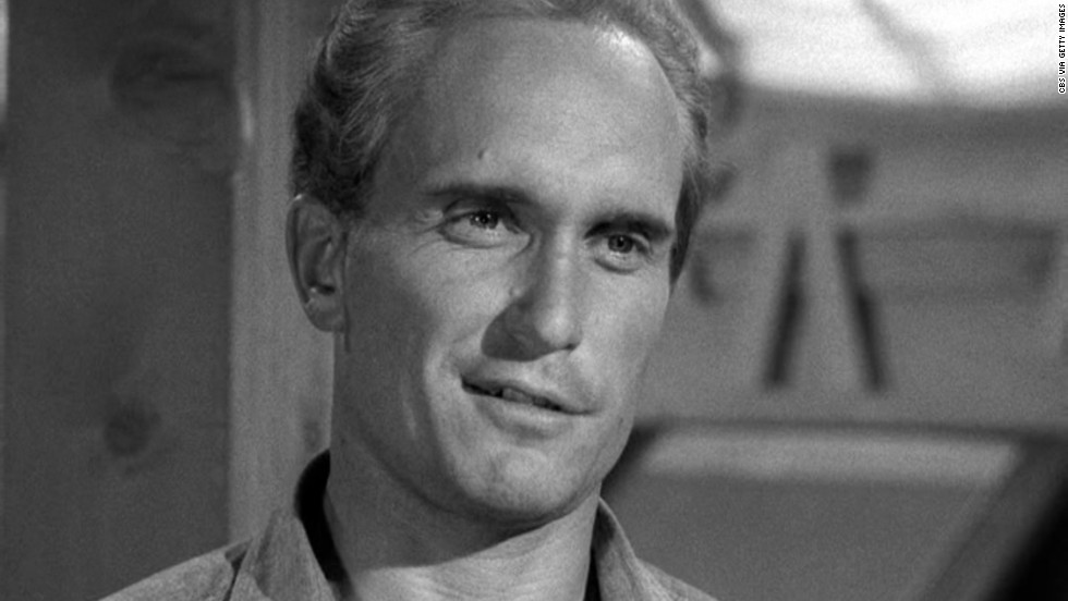 """Robert Duvall was not handsome, but he was attractive. He could be a bad guy, he could be a good guy,"" Dougherty said of the Oscar-winning actor, pictured in a 1963 episode of ""The Fugitive."""