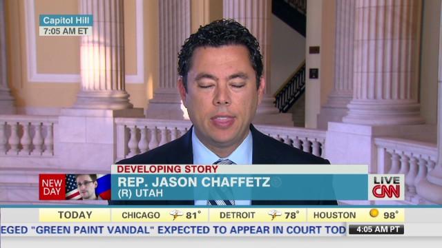 Chaffetz: Security measures go too far