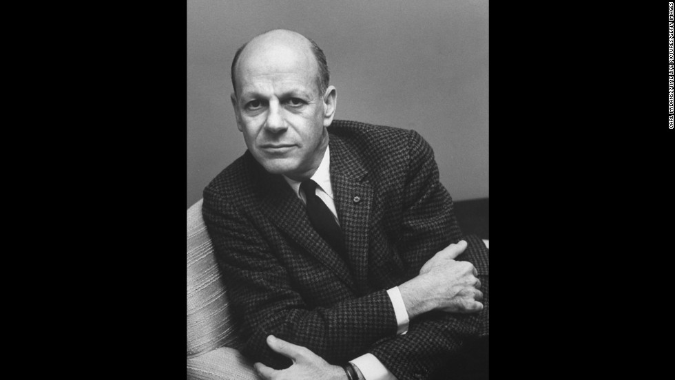 William Schuman was a Pulitzer-winning composer and the first president of New York's Lincoln Center.