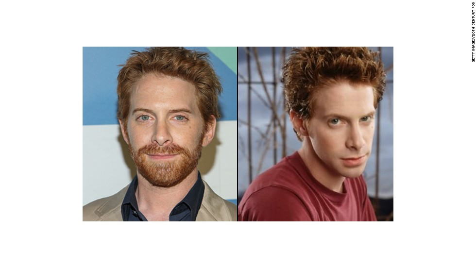 "Has there ever been a better TV band name than Dingoes Ate My Baby? Perhaps, but we're letting Seth Green's guitar-playing werewolf character Oz take the honorary title. Since his time on ""Buffy,"" TV viewers haven't seen much of Green, <a href=""http://www.cnn.com/2013/04/09/showbiz/seth-green-projects/index.html?iref=allsearch"">but they hear him all the time thanks to his prolific voice work</a> on ""Robot Chicken"" and ""Family Guy."" In 2013, Green joined Giovanni Ribisi in the short-lived Fox comedy ""Dads."""