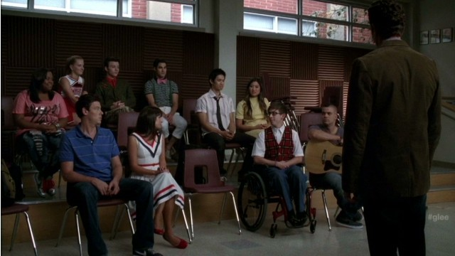 Monteith's 'Glee' character will die