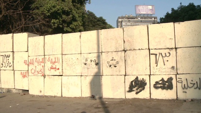 U.S. embassy in Egypt closed