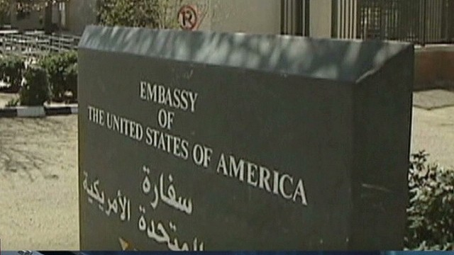 Embassy threat alert