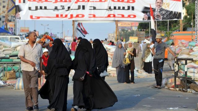 Egyptian politics a regional concern
