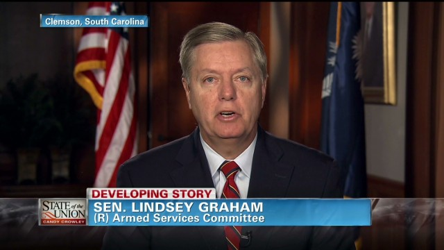 Graham: al Qaeda is on the rise