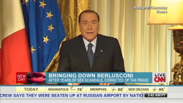 What's next for Berlusconi?
