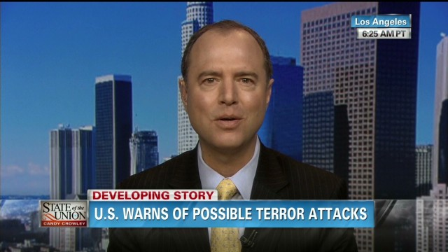 Schiff: NSA programs need to change