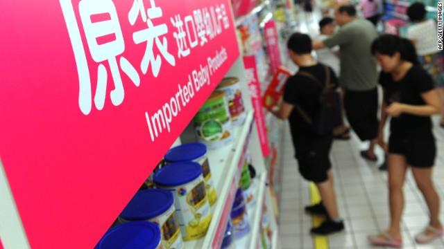 China halts milk from New Zealand