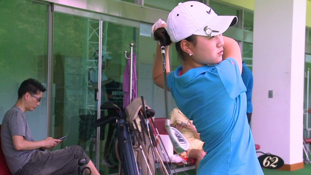 Meet an 11-year-old golf prodigy