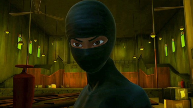 Burka Avenger: 'Lady in Black'