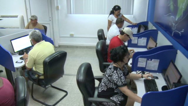 Cuba opening Internet to citizens