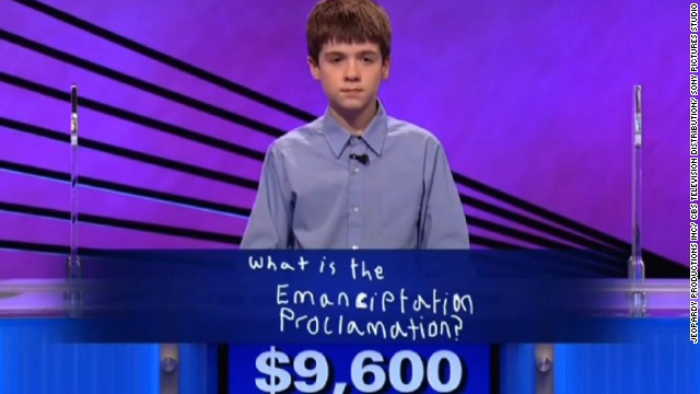 Saddest moment in 'Jeopardy' history?