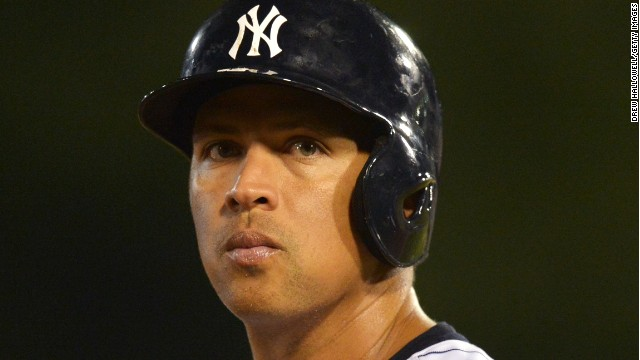 Alex Rodriguez: Worst time of my life