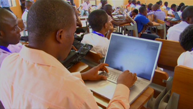 Expert on Africa's Internet revolution