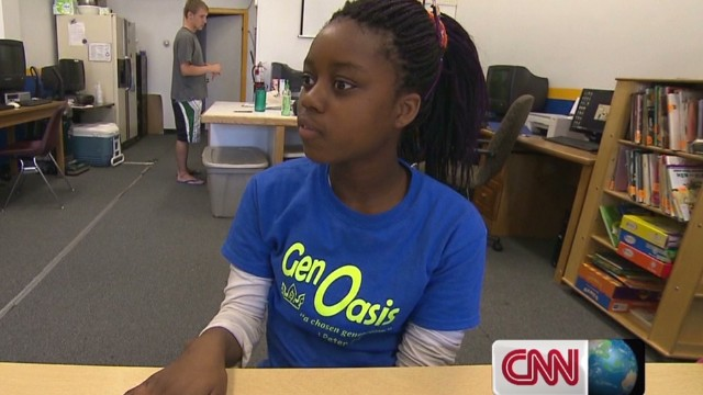 Summer program helps children thrive