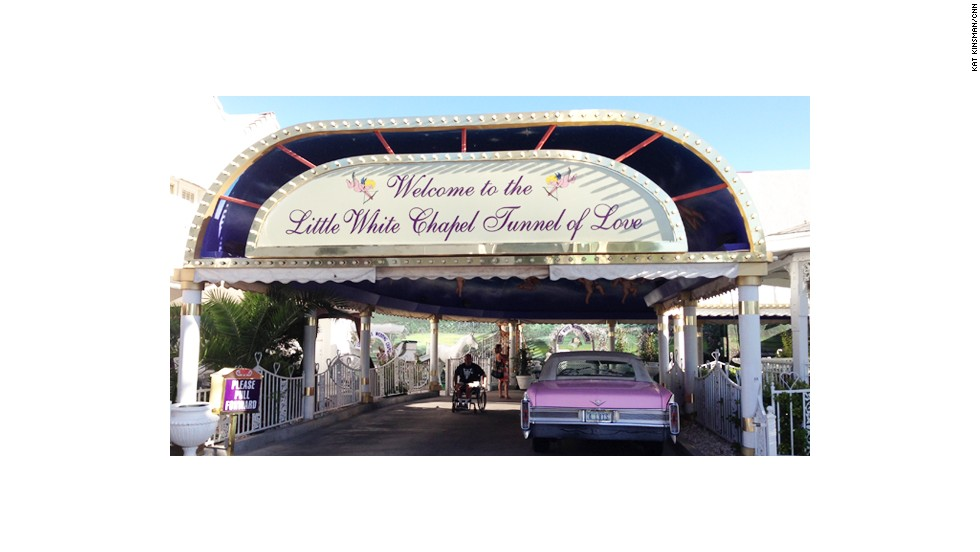 Rates for the Tunnel of Love range from $40 in your own car to a $179 package with a limousine, flowers and photos.