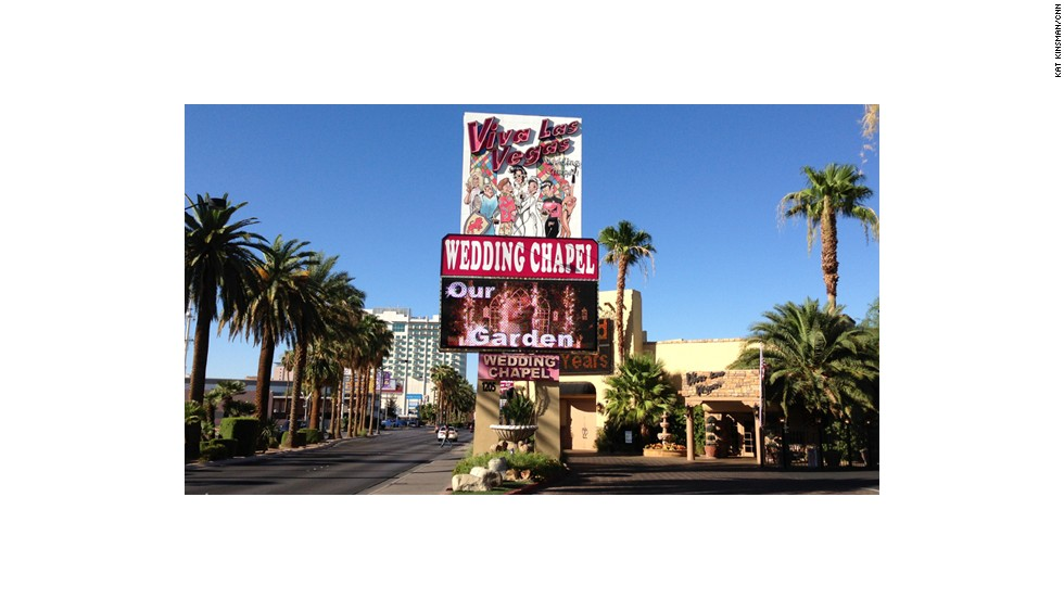 "<a href=""http://www.vivalasvegasweddings.com/index.htm"" target=""_blank"">Viva Las Vegas</a> offers traditional weddings, Elvis weddings (which is practically traditional) and weddings with themes like Thriller, Alice Cooper, Camelot, Goth, Star Trek and so many more."