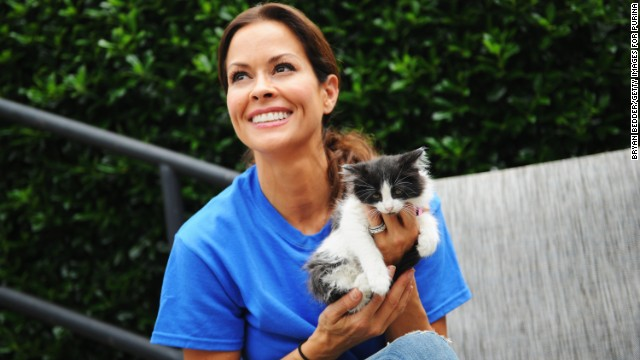 """I don't want to look like a 25-year-old anymore,"" Brooke Burke-Charvet says. ""I want to be my best healthy self."""