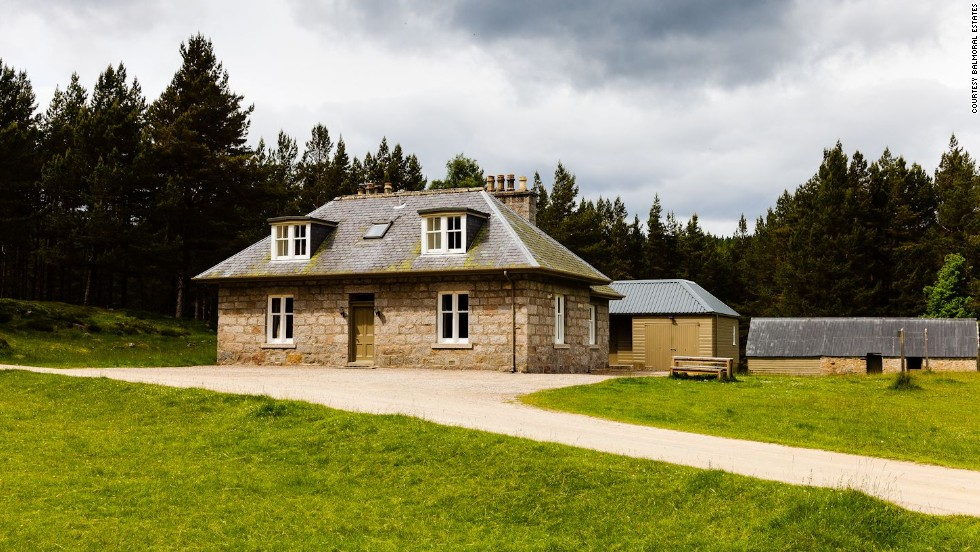 The Connachat Cottage is located about three miles west of the Castle and sleeps up to eight guests.