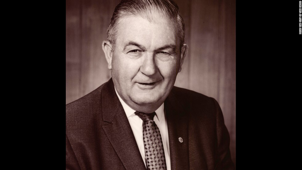Frank Curran, who was mayor from 1963 to 1971, was indicted in 1970 after being accused of taking bribes from the Yellow Cab company to clear a taxi rate hike.  A Superior Court jury cleared him of the charges, but his career never recovered.