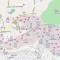 map kibera map