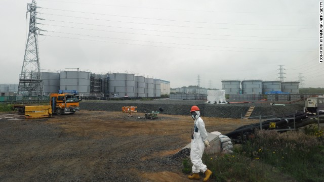 Concerns of water contamination in Japan