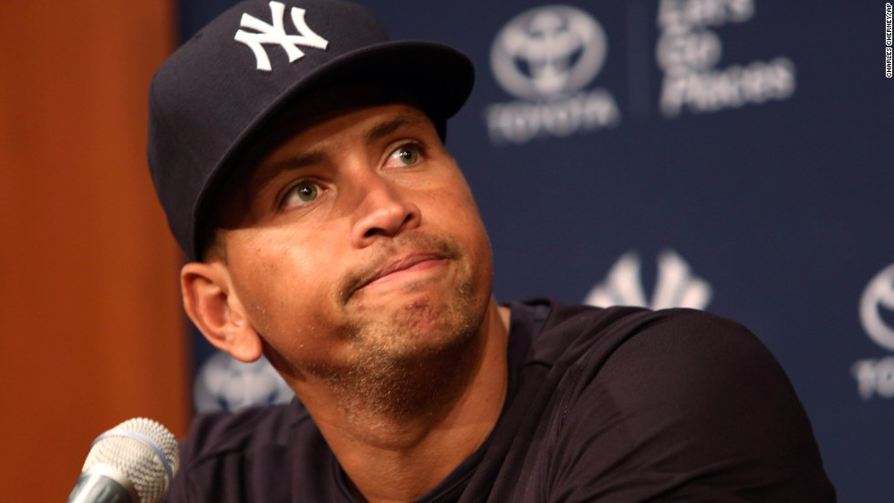 New York Yankees star Alex Rodriguez was suspended in August 2013 after he was accused of having ties to Biogenesis, a now-defunct anti-aging clinic, and taking performance-enhancing drugs. The suspension covers 211 regular-season games through the 2014 season. Rodriguez denied the accusations and said he intends to appeal. Twelve other Major League Baseball players received 50-game suspensions without pay in the Biogenesis probe, and In July, Milwaukee Brewers star outfielder Ryan Braun was suspended for the rest of the season for violating the league's drug policy.